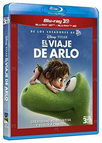 El Viaje De Arlo (3D) [Blu-ray]