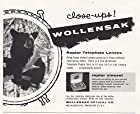 1955 Wollensak: Raptar Telephoto Lenses, Wollensak Optical Print Ad