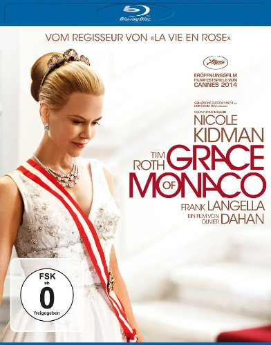 Grace of Monaco [Blu-ray]
