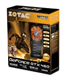 Zotac NVIDIA GeForce GTX460 Grafikkarte (PCI-e, 2048MB DDR5 ...