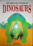 My First Pop-Up Book of Dinosaurs (0671867237) by Bishop, David