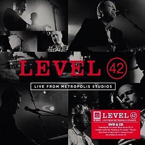 Level 42 - Live From Metropolis Studios - Standard Edition