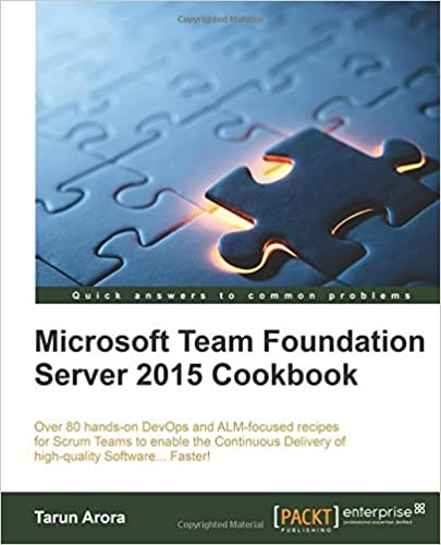 Team Foundation Server 2015 Cookbook
