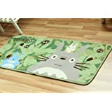 Forest Soft Rug My Neighbor Totoro Mat 47*20 Inches