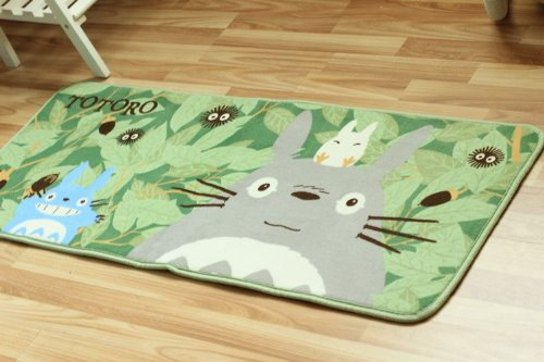1 X Forest Soft Rug My Neighbor Totoro Mat 47*20 Inches - 1