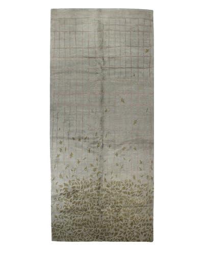 Bashian Rugs Tibetan Rug, Sky, 6' 2 x 14' Runner