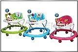 Lauflernhilfe Gehfrei Gehhilfe Laufhilfe Baby Kind Lauflernwagen mit Musik L