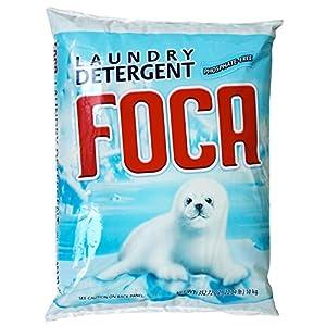 Foca Liquid Laundry Detergent Soap, 10 Kg