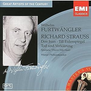 Strauss R. - Don Juan / Till l'espiègle / Mort et Transfiguration (Coll. Great Artists Of The Century)