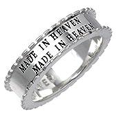 tip(チップ) メイドイン ヘブン シルバー リング 指輪
