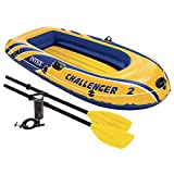 Intex Challenger 2 Boat Set - two man - Best Reviews Guide