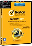 Software - Norton 360 2014 - 1 PC (DVD-Box)
