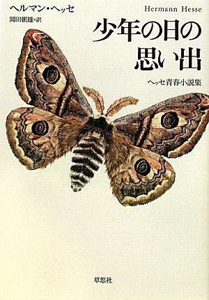 少年の日の思い出 ヘッセ青春小説集