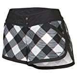 O'Neill PW Fabienne Women's Boardshorts Check black aop big stripe Size:30