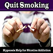 Quit Smoking: Hypnosis Help for Nicotine Addiction, Subconscious, Self Help, Guided Meditation | [Erick Brown]