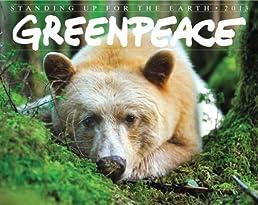 Greenpeace 2013 Wall Calendar