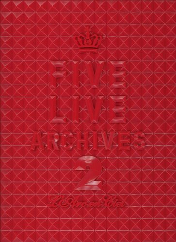 【torrent】【JPOP】L'Arc-en-Cie FIVE LIVE ARCHIVES 2 - LIVE DVD ISO[zip]