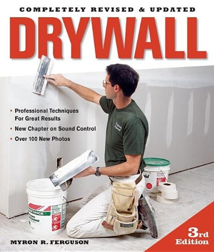 Drywall: Professional Techniques for Great Results - Taunton Press - RC-T070966 - ISBN: 1561589551 - ISBN-13: 9781561589555