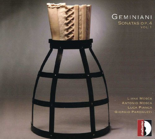 Buy Geminiani: Sonatas Op. 4 From amazon