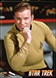 Star Trek - Kirk on Bridge Refrigerator Magnet