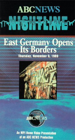 East Germany Opens Its Borders [VHS] [Import]