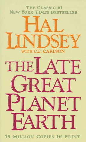 "Cover of ""The Late, Great Planet Earth"""