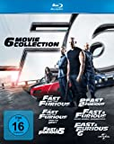 DVD & Blu-ray - Fast & Furious 1-6 [Blu-ray]