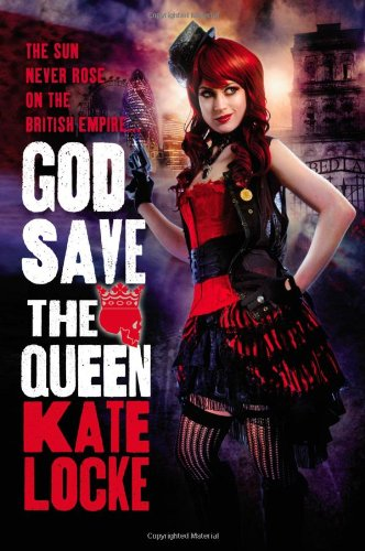 Image of God Save the Queen (The Immortal Empire)