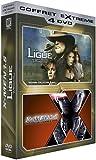 echange, troc X-Men 1.5 / Ligue des Gentlemen extraordinaires - Bi-Pack 4 DVD