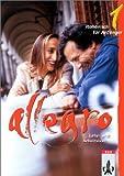 Allegro 1. Lehr- und Arbeitsbuch. Italienisch (Lernmaterialien) -