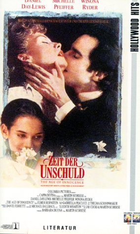 Zeit der Unschuld [VHS]