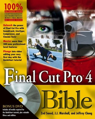 Final Cut Pro4 Bible