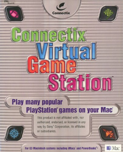 Virtual Game Station for Playstation on Mac