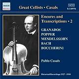 Encores and Transcriptions, Vol. 2