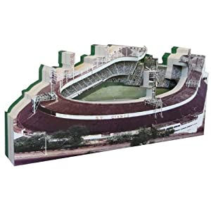 NFL Jumbo Stadium and Display Case NFL Team: New York Giants Polo Grounds by Home Fields