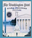 img - for The Washington Post Sunday Crossword Puzzles, Volume 15 book / textbook / text book