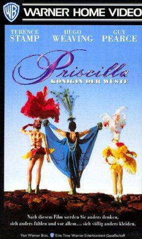 Priscilla - Königin der Wüste [VHS]