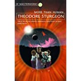 More Than Human (S.F. MASTERWORKS)by Theodore Sturgeon