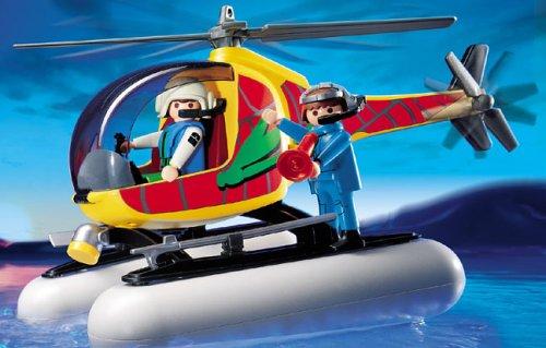 Playsets 5 384 ofertas de playsets al mejor precio for Helicoptero playmobil