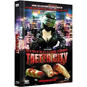 Taeter City [Blu-ray] [Import allemand]