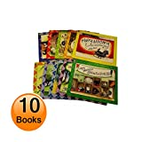 img - for Hairy Maclary & Friends Collection Lynley Dodd 10 Books Set - Slinki Malinki book / textbook / text book