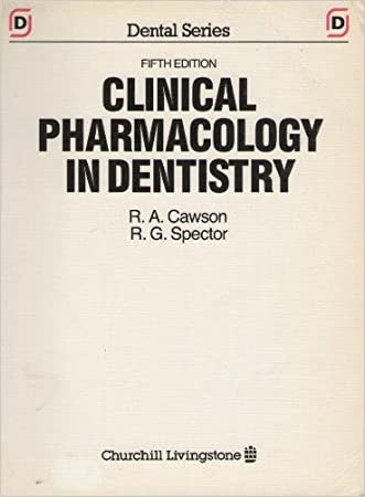 Clinical Pharmacology in Dentistry (Dental)
