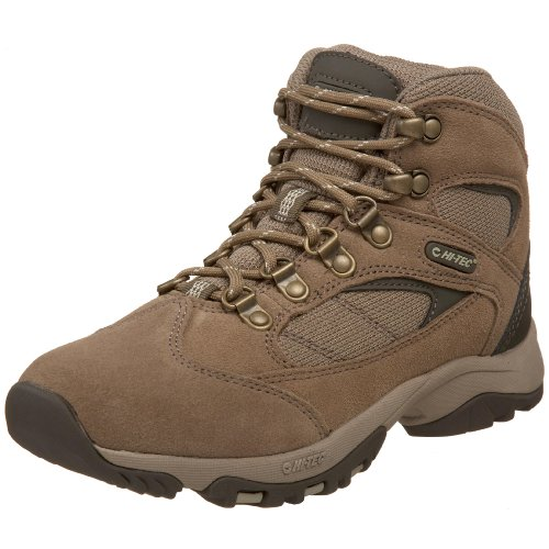 Hi-Tec Women's Montclair Mid Hiking Boot,Old Moss/Taupe/Bamboo,10 M