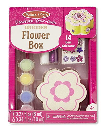 Melissa & Doug DYO Flower Box