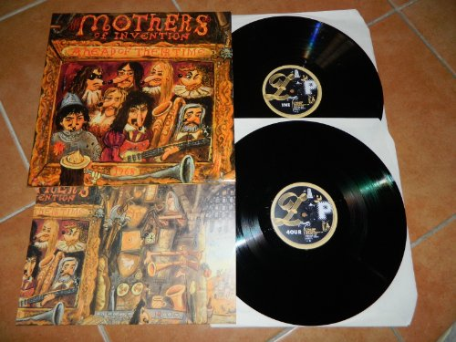 The Mothers Of Invention - Ahead of Their Time - Zortam Music
