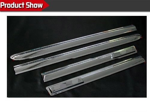 Auto Stainless Steel Body Door Side Molding Trim
