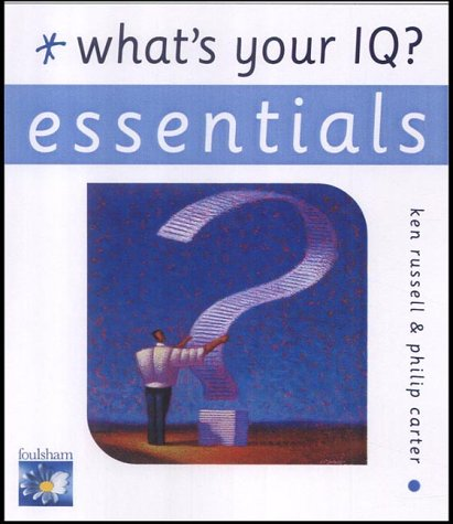 What's Your IQ? (Essential Series)