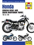 Honda CMX250 Rebel & CB250 Nighthawk...