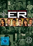 ER - Emergency Room, Staffel 15 [3 DVDs]