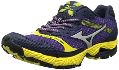 Mizuno Ladies Wave Ascend 8 Trail Running Shoe by Mizuno